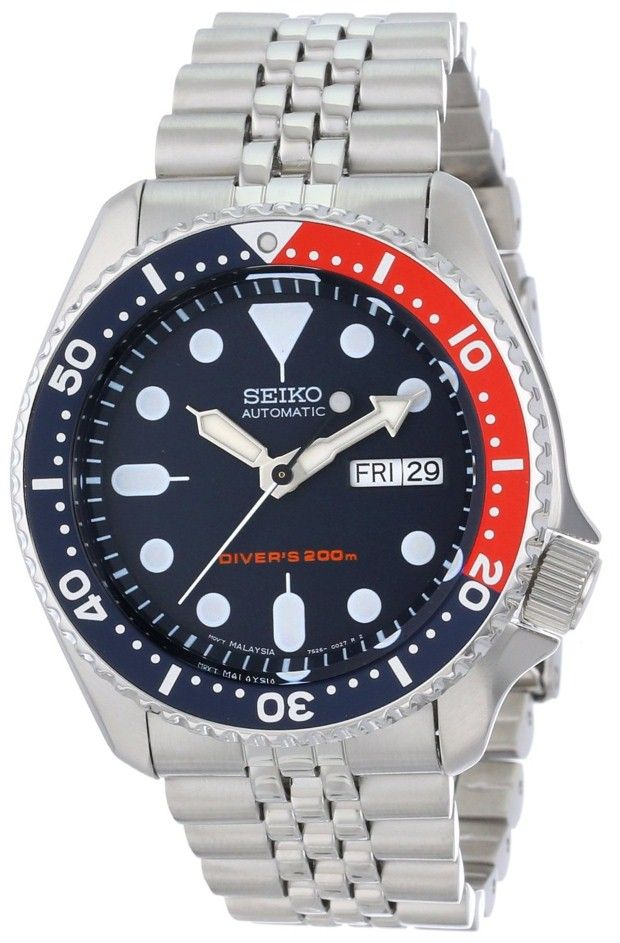 SEIKO SKX175 watch