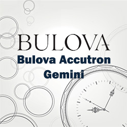 Bulova accutron gemini review