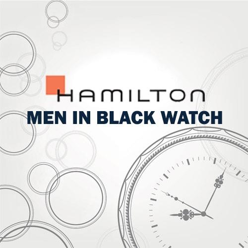 MEN IN BLACK WATCH