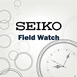 Seiko Field Watch