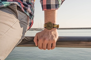 best wooden watches for men