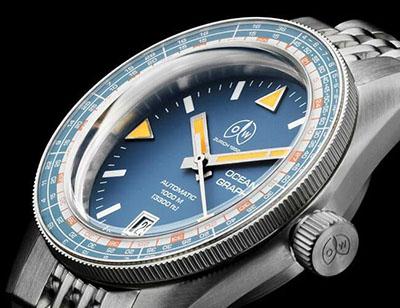 OW Ocean Graph watch